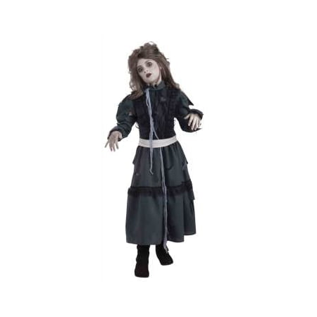 CHCO-ZOMBIE GIRL-SMALL - Zombie Halloween Rl Stine