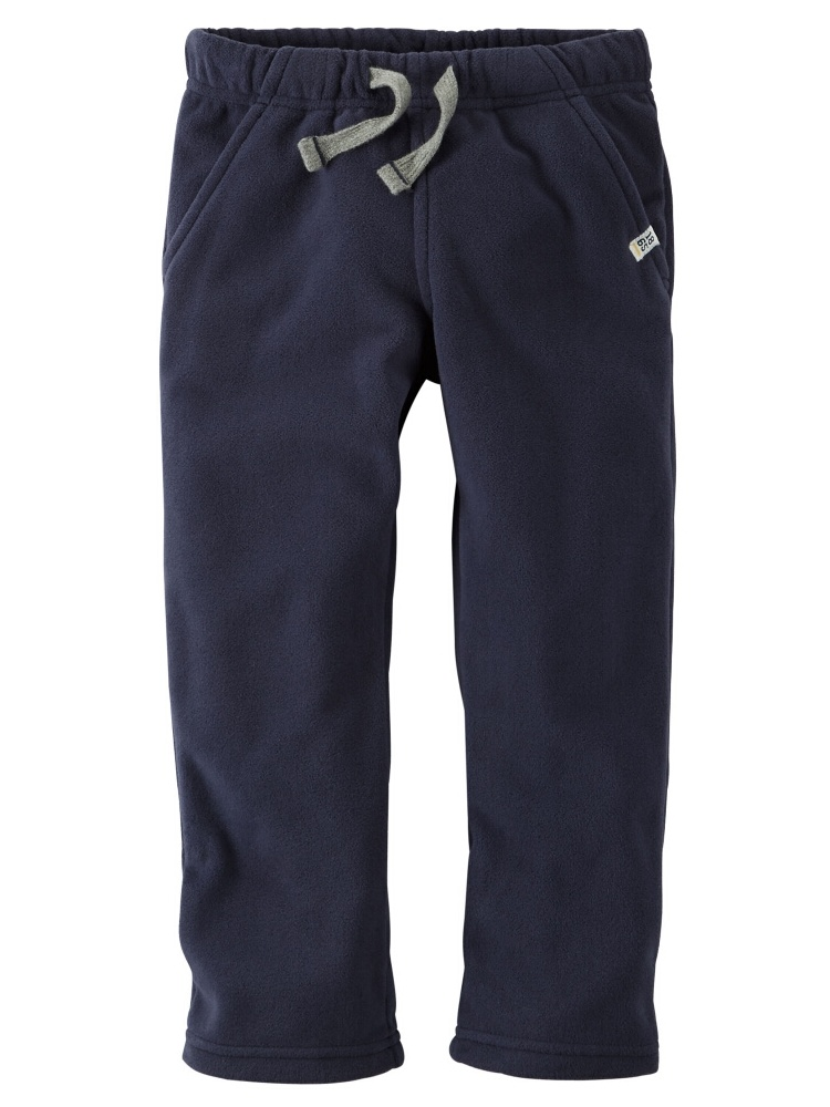 Carters Baby Clothing Outfit Boys Pull-On Fleece Sweatpants Navy
