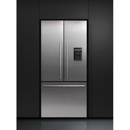 Fisher Paykel Rf170adusx4 31 Inch Freestanding French Door