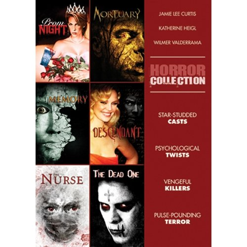 Horror Collection, Volume 3: Prom Night / Descendant / The Dead One / The Nurse / Mortuary / Memory