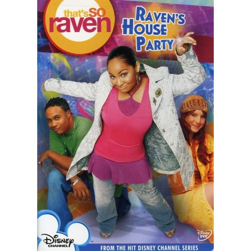 That's So Raven: Raven's House Party (Full Frame)