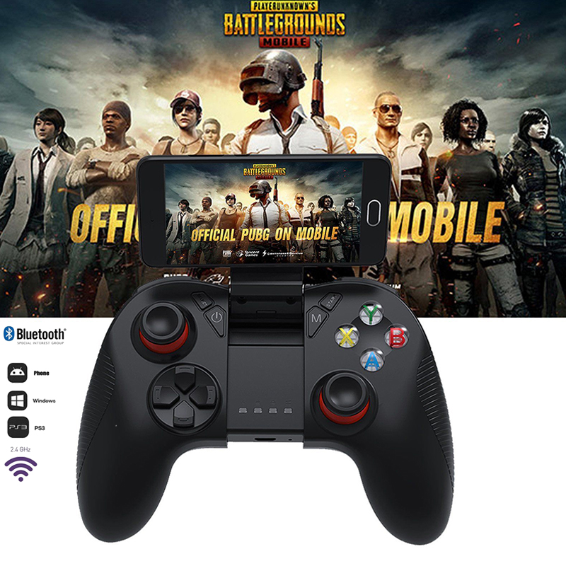 Wireless Bluetooth Gamepad Remote Game Controller Joystick for PUBG