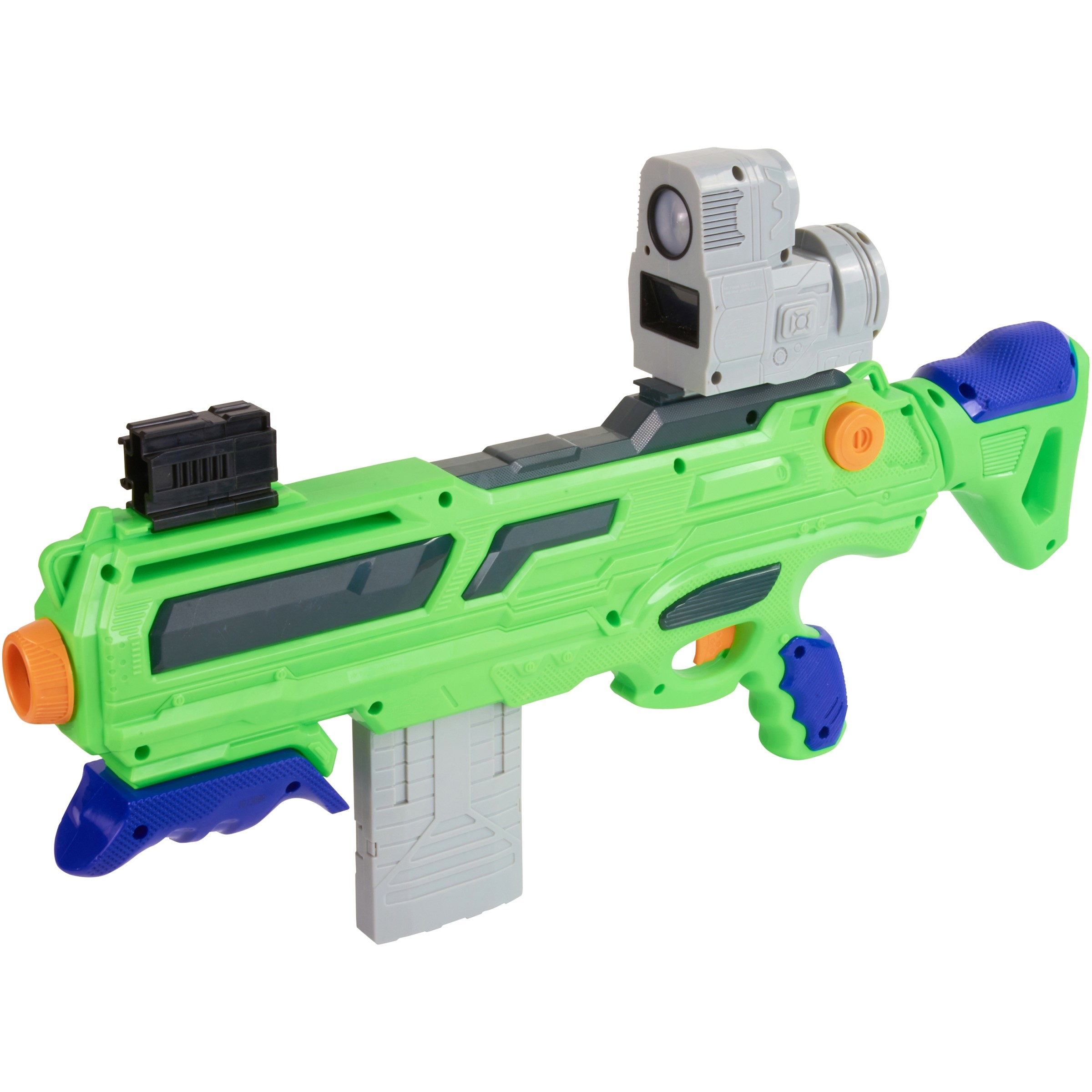 Adventure force thermal tracker bolt action blaster with heat-seeking scope