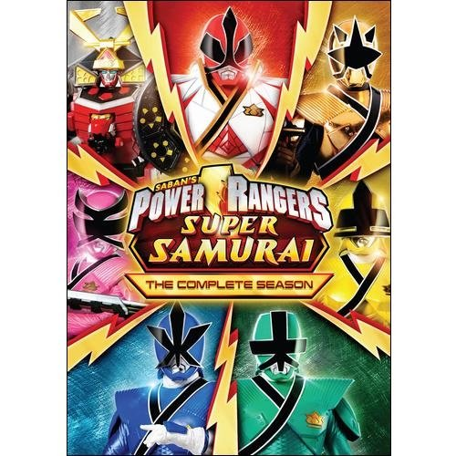Power Rangers: Super Samurai - The Complete Season (Widescreen)