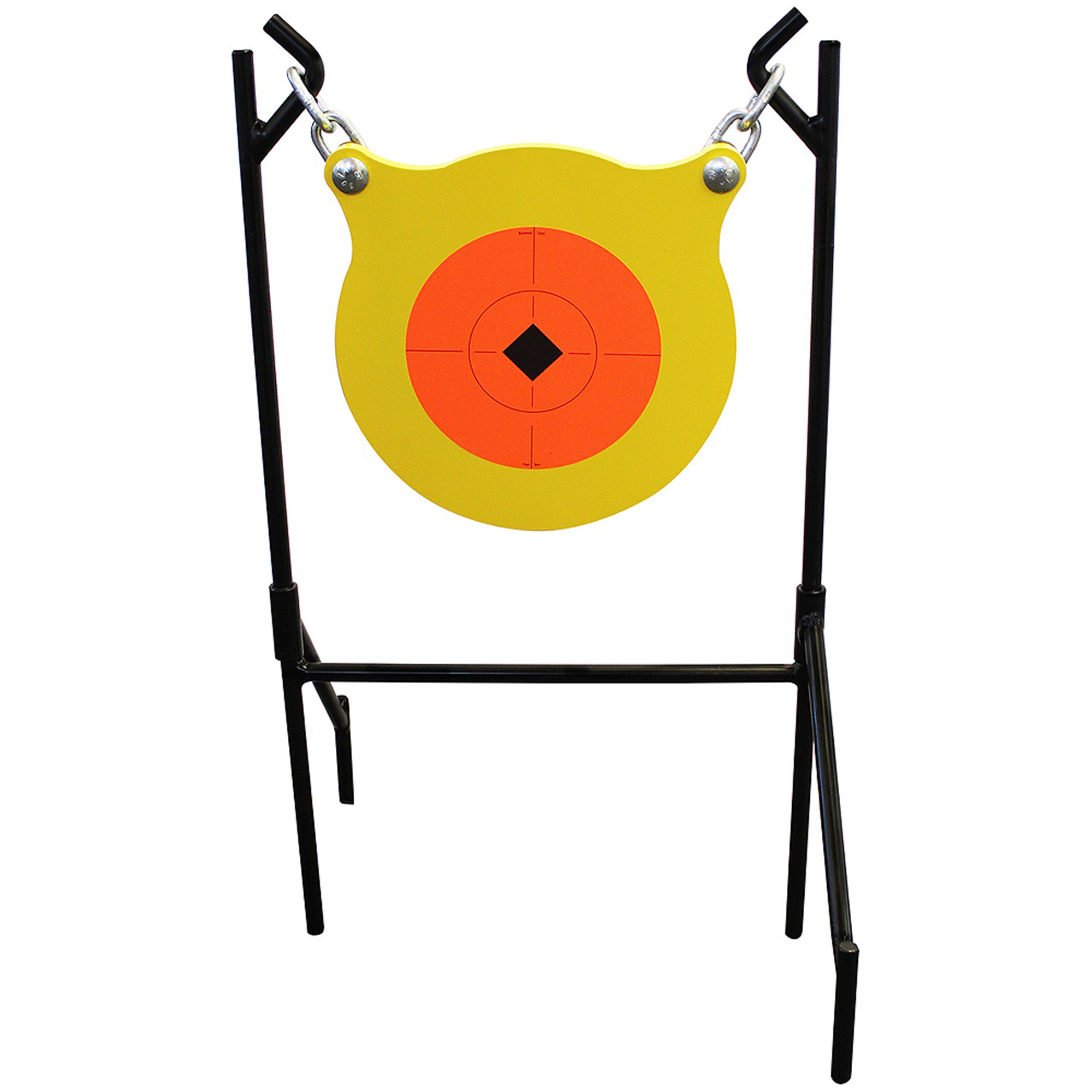 Birchwood Casey World of Targets Boomslang AR500 Gong Centerfire Target by Birchwood Casey
