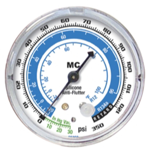 "Mastercool 85350 2-1/2"" Low Side R-134a/r-12 Replacement Gauge"