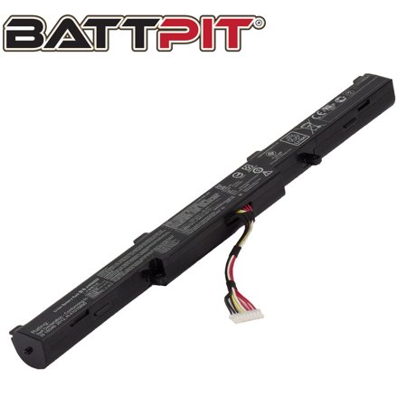 BattPit: Laptop Battery Replacement for Asus ROG GL752VL-2B, 0B110-00360000, A41LK9H, A41N1501 (15V 3100mAh 47Wh) - image 1 of 1
