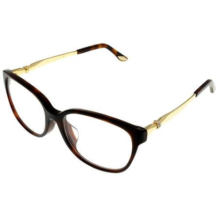 d4829c849eb Cartier Trinity Prescription Eyeglasses Frame Tortoiseshell Women T8101214  Size  Lens  Bridge  Temple  54-15-140 - Walmart.com