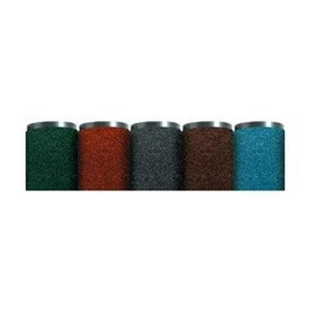 box partners mat351fg 4 foot x 10 foot forest green economy vinyl carpet mat