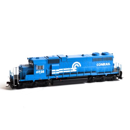 Athearn 88476 HO Conrail SD38 Diesel Locomotive RTR #6938