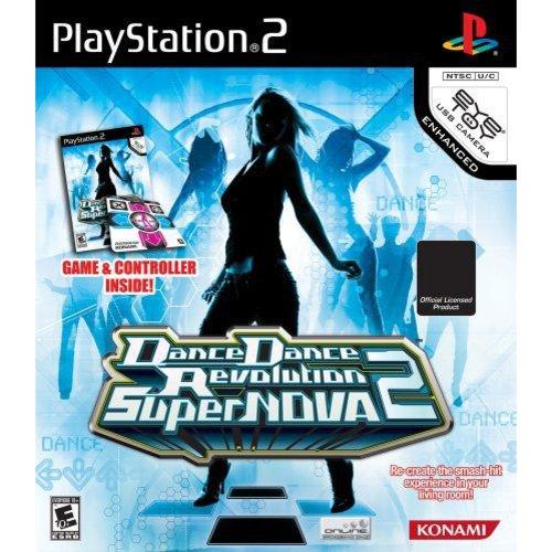 Konami Dance Dance Revolution SuperNova 2 Bundle (include...