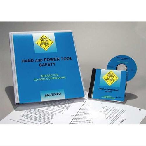MARCOM C0000760SD Construction Safety Training, CD-ROM
