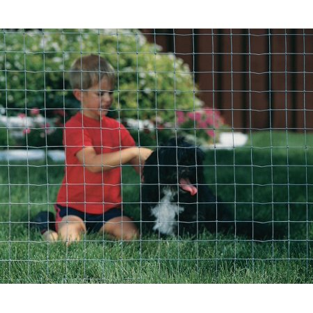 Keystone Wire 70344 Yard Garden/Kennel Fence 16 Gauge Steel