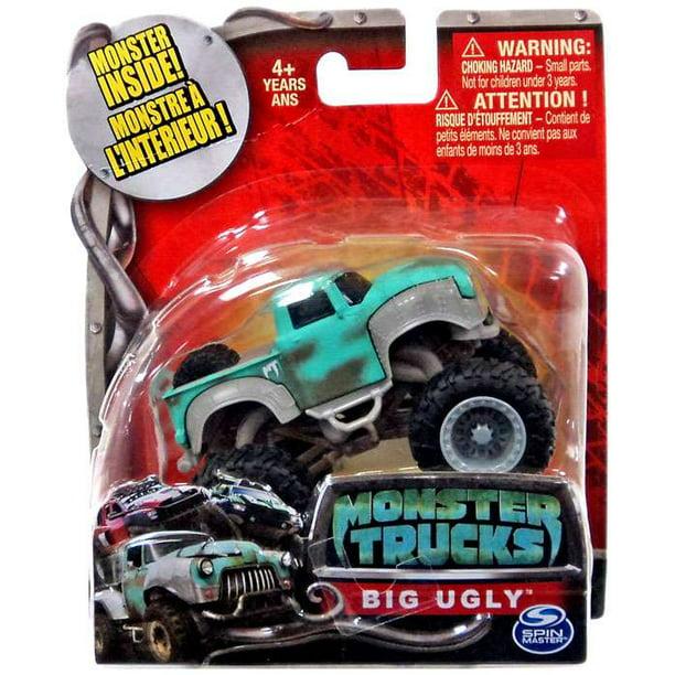 Monster Trucks Big Ugly Diecast Car Walmart Com Walmart Com