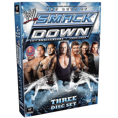 WWE: The Best Of Smackdown - 10th Anniversary 1999-2009  (Full Frame, ANNIVERSARY)