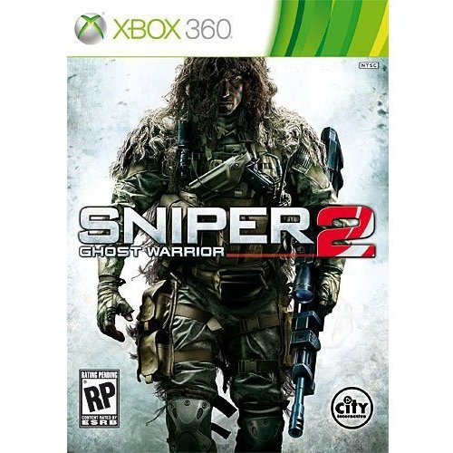 Sniper Ghost Warrior 2 (Xbox 360)