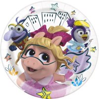 The Muppet Babies Dessert Plates (8 Pack - 7 Inches)