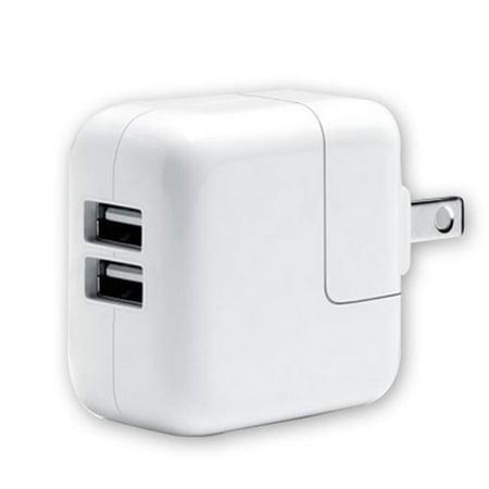 Dual USB Wall Charger 2.1A & 12 Watt - image 1 de 1