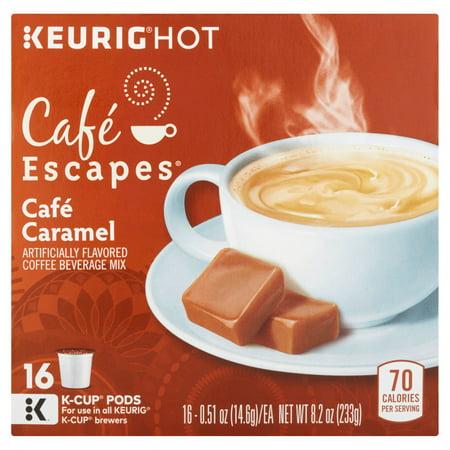 Cafe Escapes Caramel Review