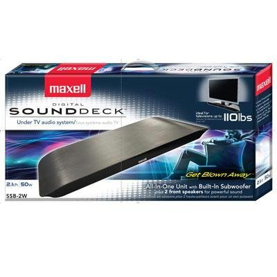 Maxell 193004 SSB-2 Soundeck by Maxell