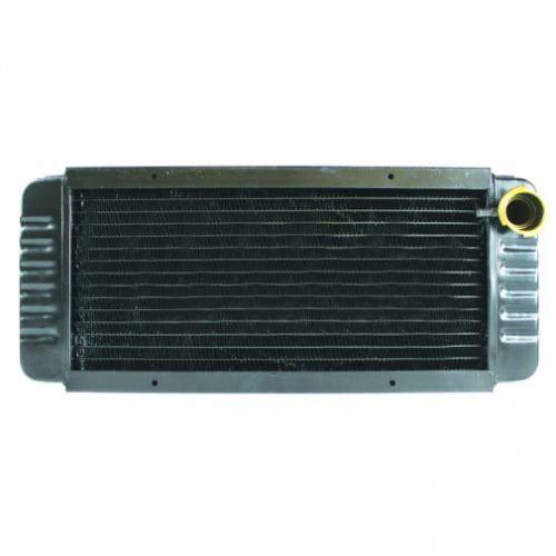 Radiator, New, Bobcat, 6678670
