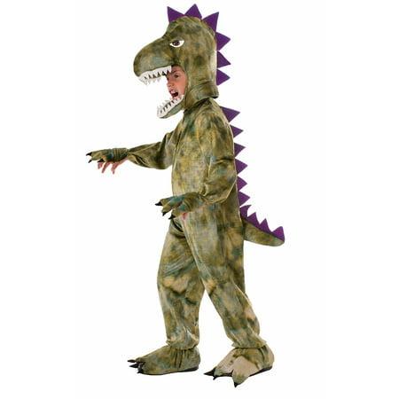 Child Dinosaur T Rex Halloween Costume