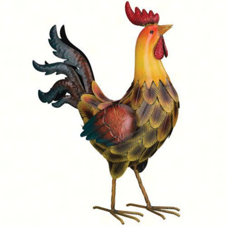 Tuscan Rooster Decor