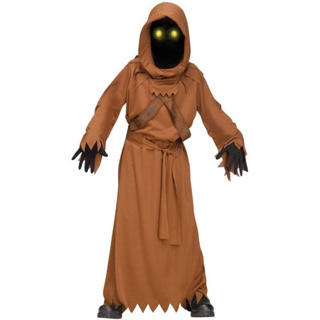 Fade Eye Desert Dweller Child Halloween Costume - Halloween Motion Sensor Eyes