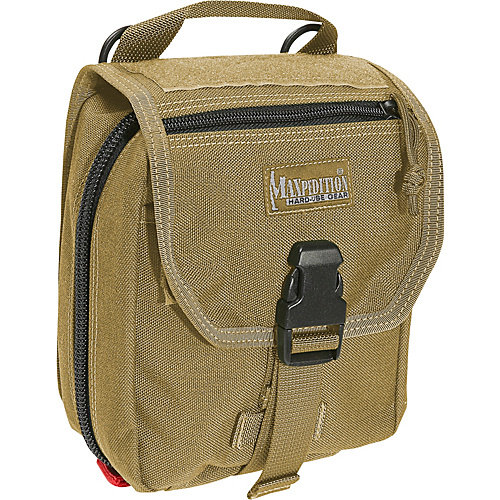 Maxpedition F.I.G.H.T. Medical Pouch (Patent Pending)