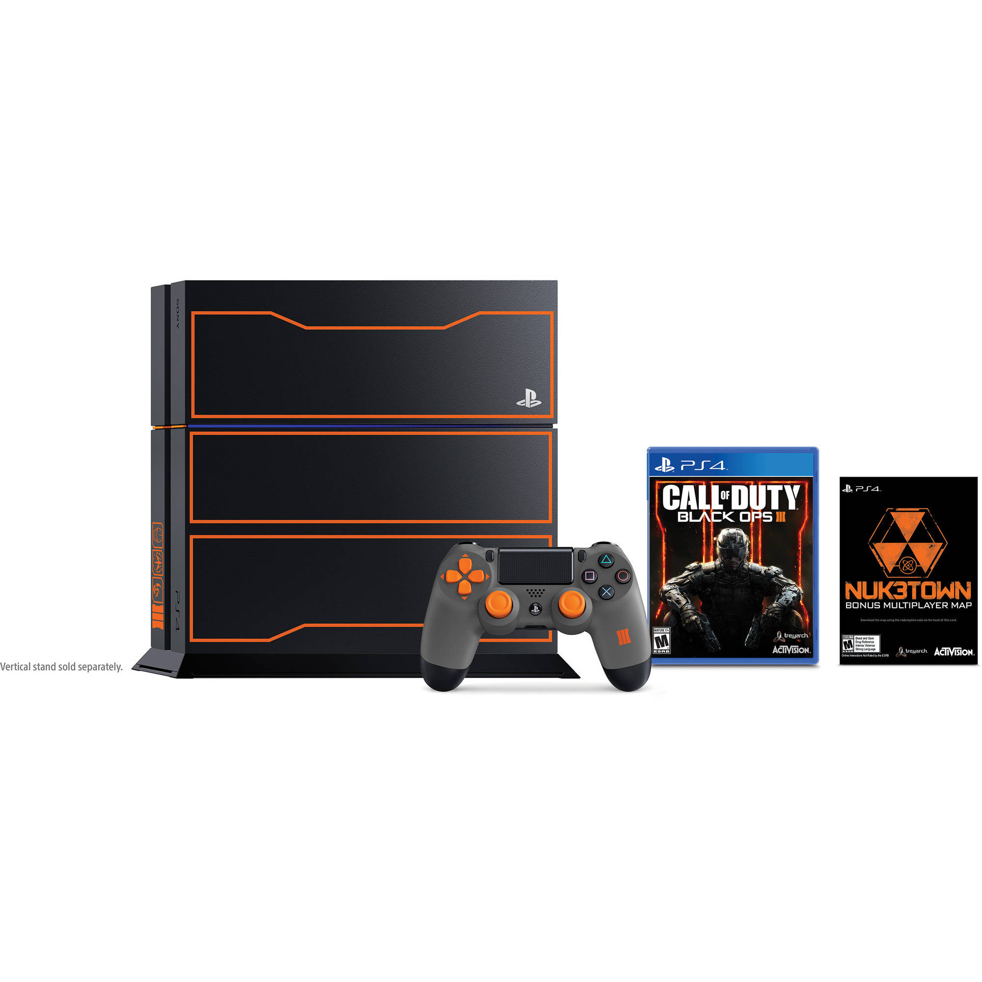Playstation 4 Call Of Duty Black Ops Iii Limited Edition 1tb Console