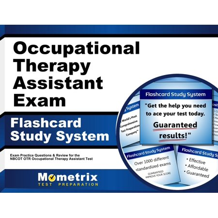Occupational Therapy Assistant Exam Flashcard Study