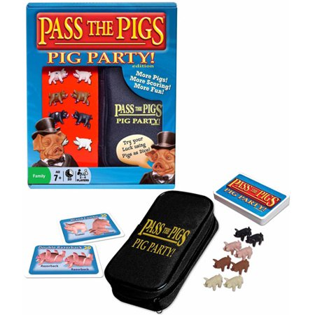 Pass the Pigs: Pig Party Edition