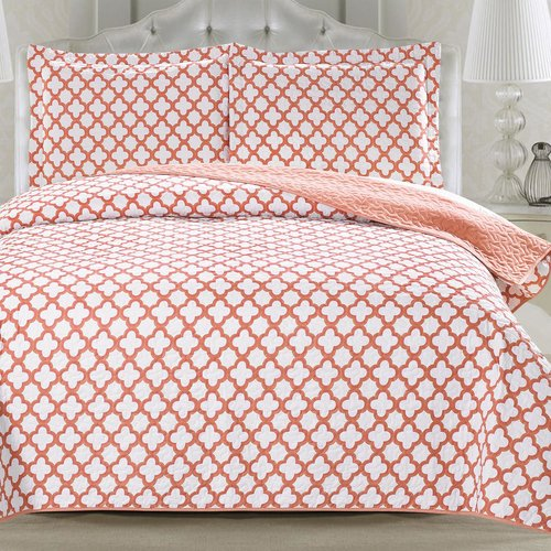 Home Fashion Design Madison Quilt Set