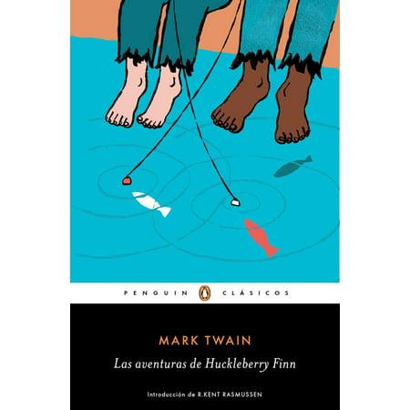 Las aventuras de Huckleberry Finn (Los mejores clásicos) - Volumen - eBook - Las Mejores Fiestas De Halloween