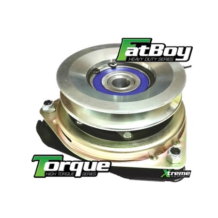 "Replaces Husqvarna 179334 PTO Clutch - with High Torque & FatBoy Bearing! 1""I.D."