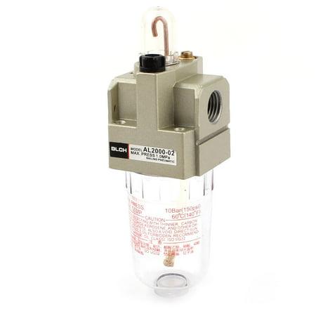 Light Pneumatic Tool Oil - AL2000-02 1/4