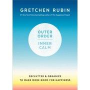 Outer Order, Inner Calm (Hardcover)(Large Print)