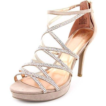 Women's Halley Platform Sandal, Blush, Size 5.5