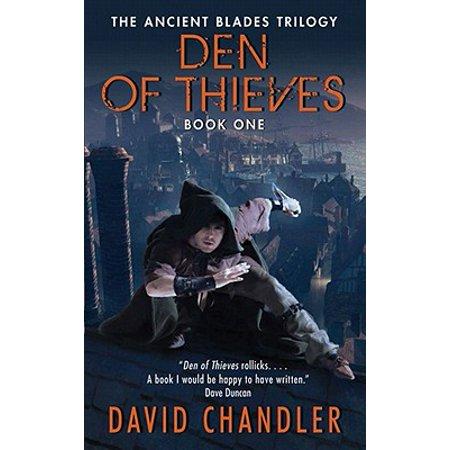 Den of Thieves - eBook