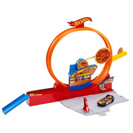 - Hot Wheels Speedy Pizza Playset