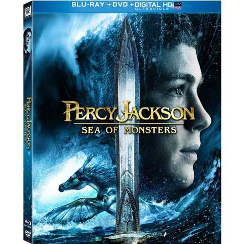 Percy Jackson: Sea Of Monsters (Blu-ray + DVD + Digital HD) (With INSTAWATCH) (Widescreen)