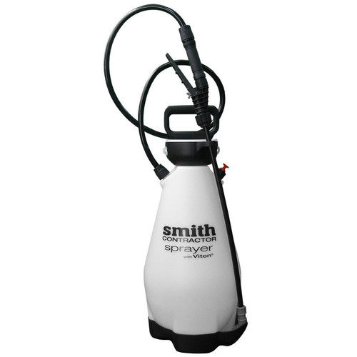Smith 190217 3 Gallon Contractor Sprayer with Viton