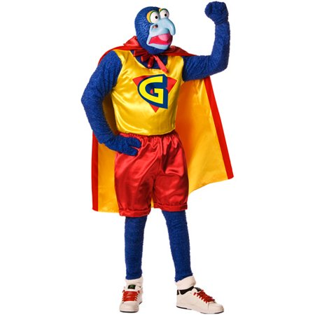 Gonzo Adult Halloween Costume