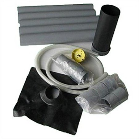 Sun-Mar Corp CTO-00002 Ac-Dc Kit with Vent Stack Plumbing Vent Stack