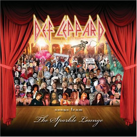 Songs from the Sparkle Lounge (CD) (Mercury Lounge)