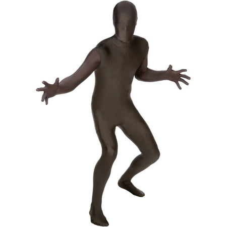 Roman Halloween Costumes Men (Men Black Original Bodysuit Medium Halloween Dress Up / Role Play)