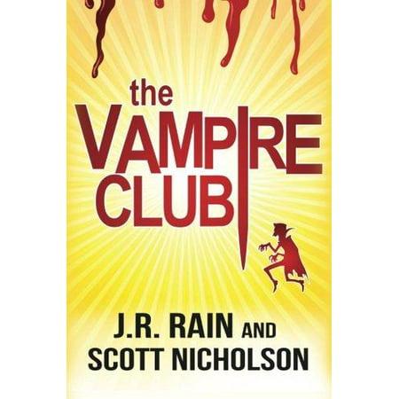 The Vampire Club - Amazon Halloween