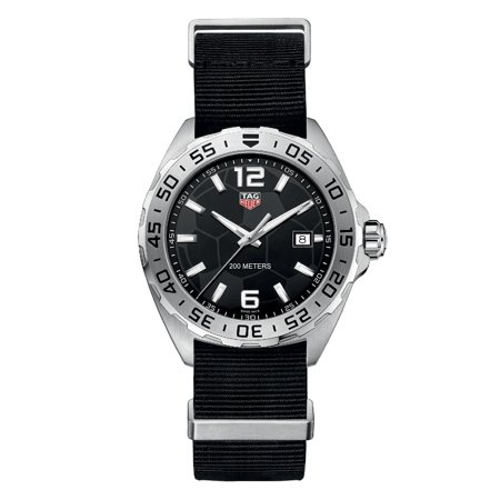 Tag Heuer Formula 1 Nato Strap Mens Watch (Used Tag Heuer Mens Watches For Sale)