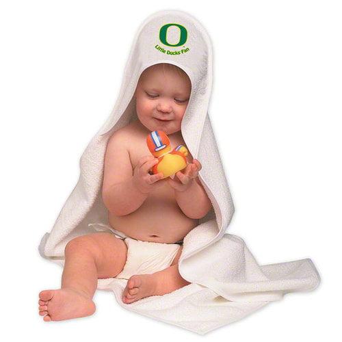 NCAA - Oregon Ducks Hooded Baby Towel