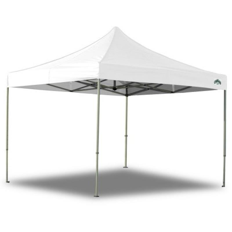 Caravan Canopy 10 X 10 Foot Straight Leg Display Shade Commercial Canopy White  sc 1 st  Walmart & Caravan Canopy 10 X 10 Foot Straight Leg Display Shade Commercial ...